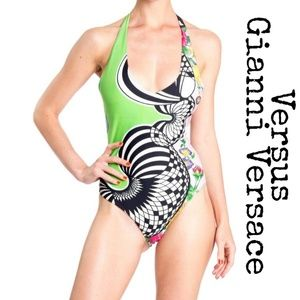Versus by Gianni Versace Swimsuit NWT Authentic